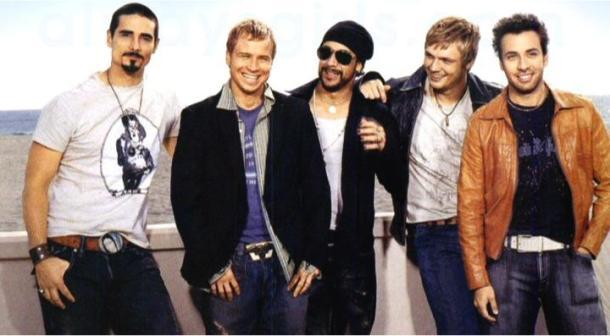 Backstreet Boys (Photo 1)