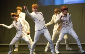 Showcase: Dashing Princes A-Prince in Singapore