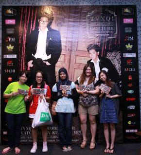 JPM MUSIC'S ROADSHOW GATHERS A VIBRANT CROWD OF TVXQ! FANS AT SUNGEI WANG
