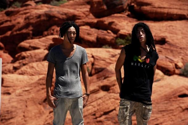 Haha and Skull canyon