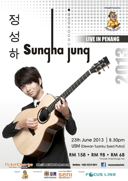 Sungha-Poster