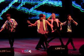 """Hello, NU'EST!"" 2013 NU'EST L.O.Λ.E TOUR inSINGAPORE"