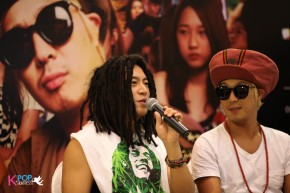 Press Conference: Skull & Haha First Singapore Fan Meet