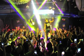 Skull & Haha Party It Up at Zouk at First Fan Meet in Singapore